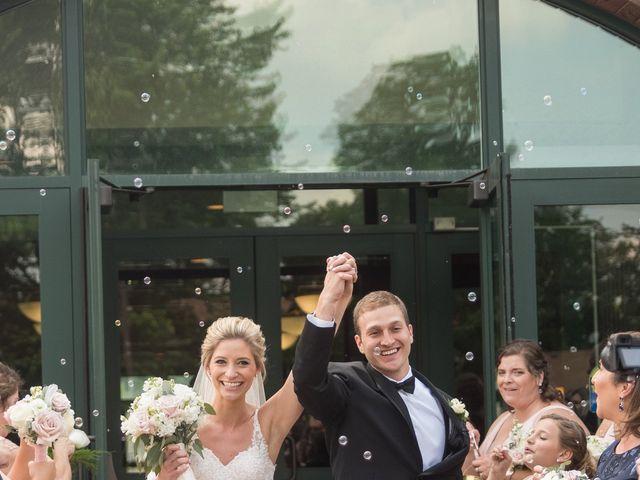 Nick and Alyssa's Wedding in Valparaiso, Illinois 1