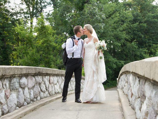 The wedding of Alyssa and Nick