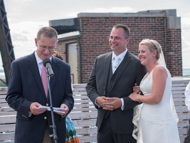 Joe and Cassie's Wedding in Cleveland, Ohio 20