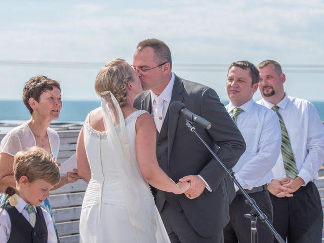 Joe and Cassie's Wedding in Cleveland, Ohio 22
