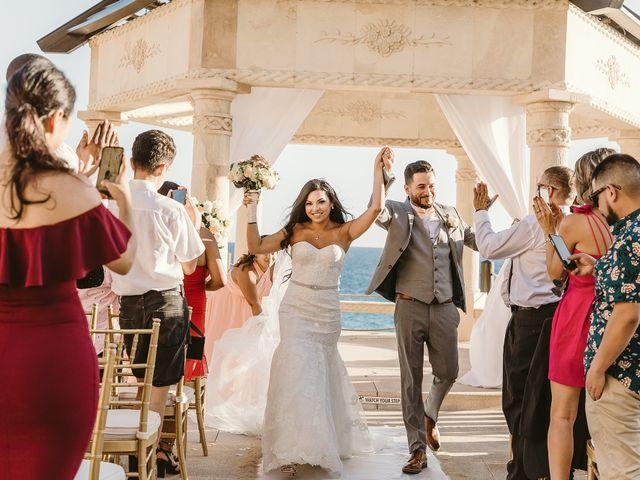Arturo and Jessica's Wedding in Cabo San Lucas, Mexico 1