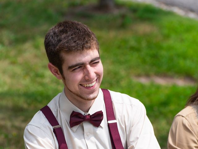 Nathan and Angelina's Wedding in Ithaca, New York 5