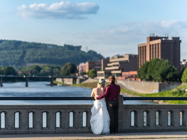 Nathan and Angelina's Wedding in Ithaca, New York 18