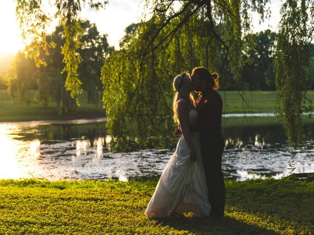Nathan and Angelina's Wedding in Ithaca, New York 2