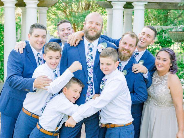 Jake and Amanda's Wedding in Charlotte, North Carolina 30
