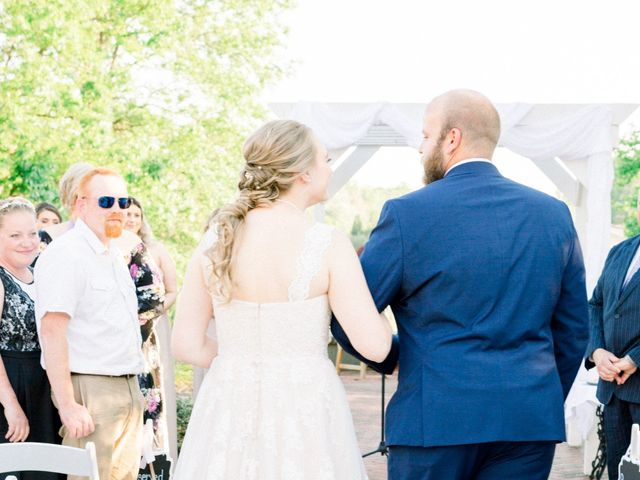 Jake and Amanda's Wedding in Charlotte, North Carolina 36