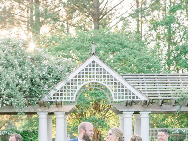 Jake and Amanda's Wedding in Charlotte, North Carolina 43