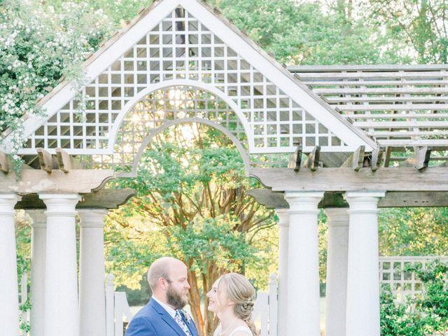 Jake and Amanda's Wedding in Charlotte, North Carolina 44