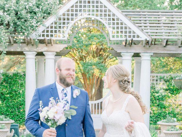 Jake and Amanda's Wedding in Charlotte, North Carolina 1