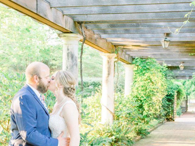 Jake and Amanda's Wedding in Charlotte, North Carolina 46
