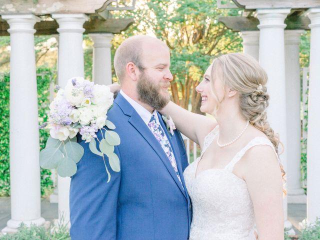 Jake and Amanda's Wedding in Charlotte, North Carolina 77