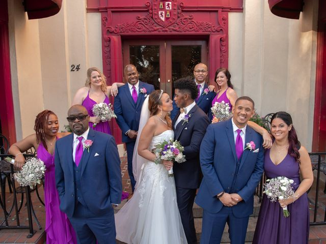Shawn and Alison's Wedding in Saint Augustine, Florida 1