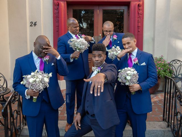 Shawn and Alison's Wedding in Saint Augustine, Florida 27