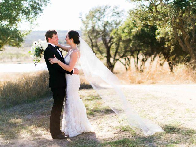 The wedding of Lauren and George
