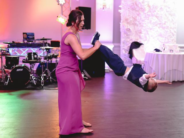 Vincent and Nicole's Wedding in Cherry Hill, New Jersey 7