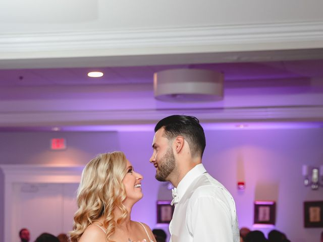 Vincent and Nicole's Wedding in Cherry Hill, New Jersey 8