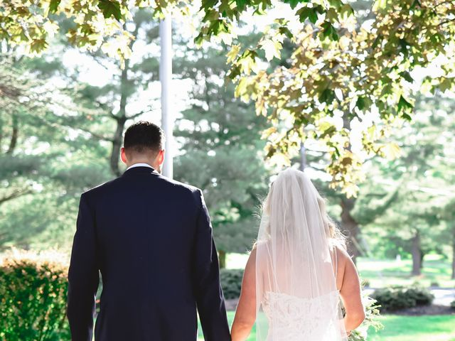 Vincent and Nicole's Wedding in Cherry Hill, New Jersey 12