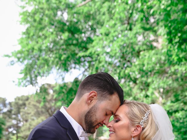 Vincent and Nicole's Wedding in Cherry Hill, New Jersey 30