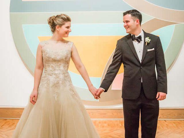 The wedding of Tony and Nicole