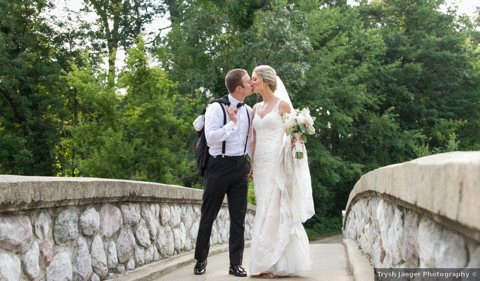 Nick and Alyssa's Wedding in Valparaiso, Illinois