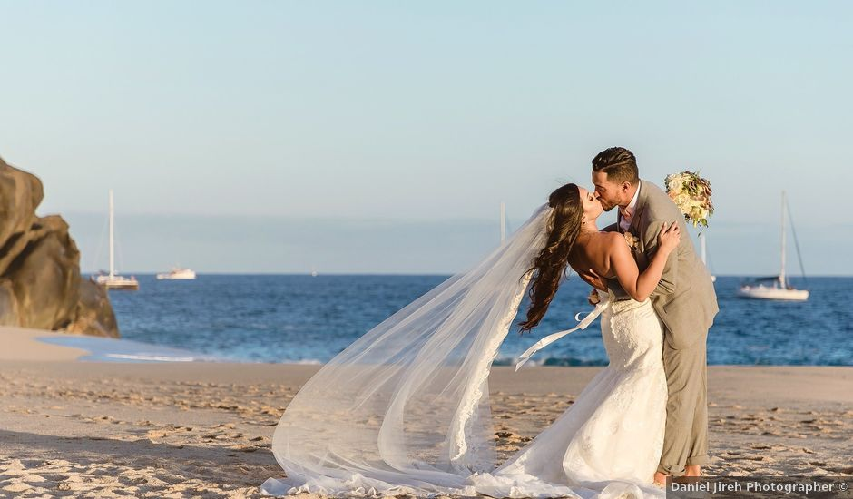 Arturo and Jessica's Wedding in Cabo San Lucas, Mexico