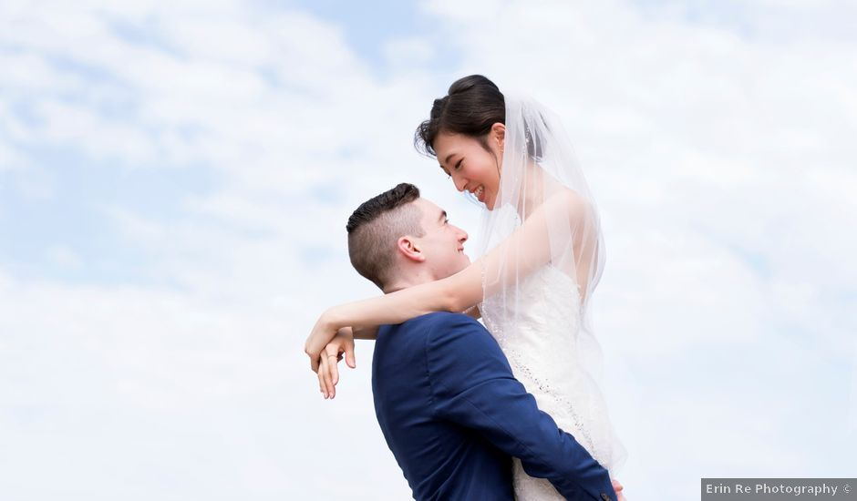 Joe and HyoJin's Wedding in Plymouth, Massachusetts