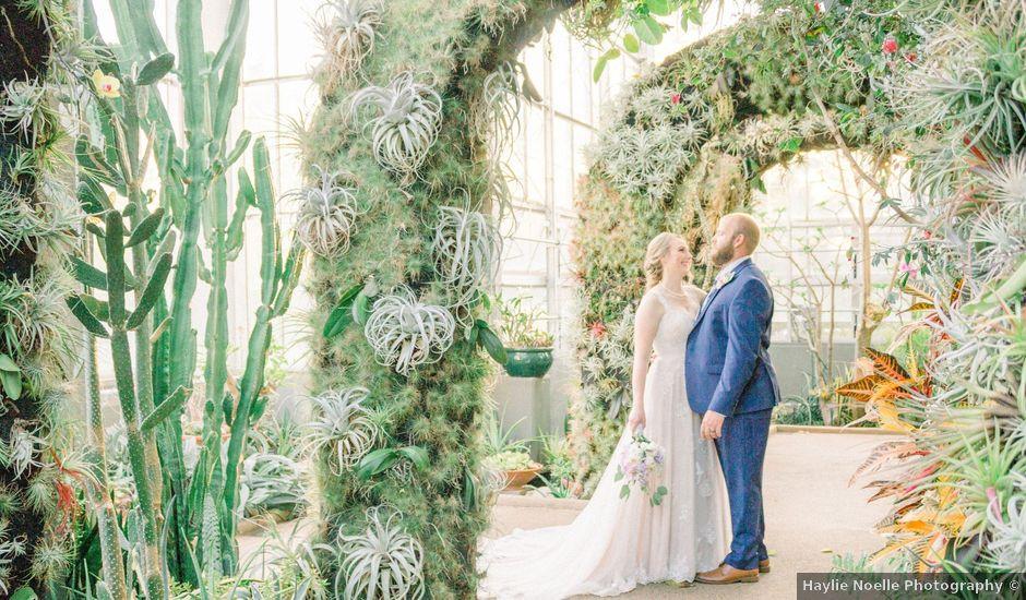 Jake and Amanda's Wedding in Charlotte, North Carolina