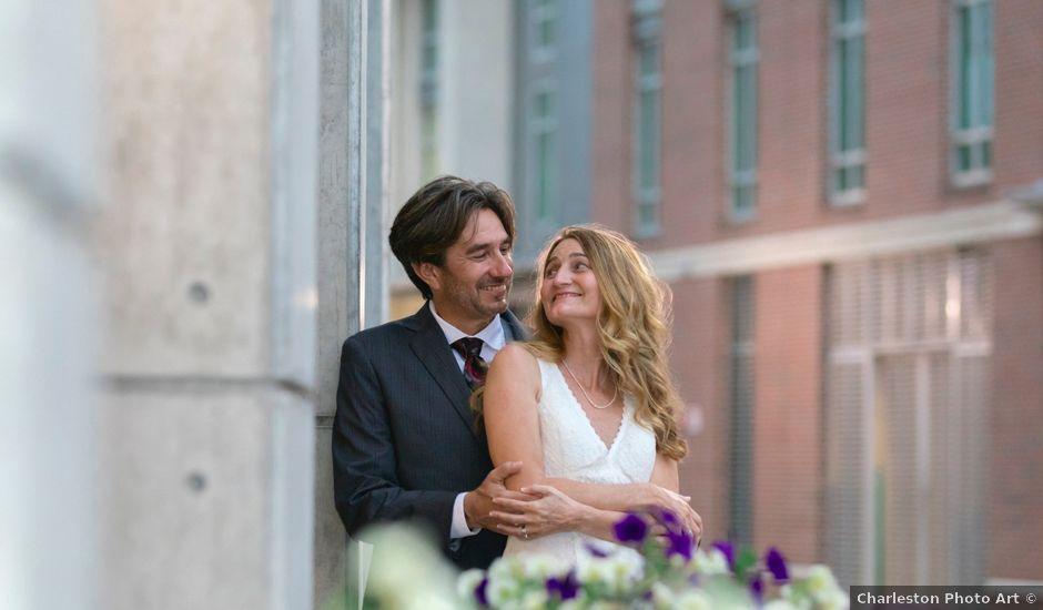 Joe and Ruth's Wedding in Charleston, South Carolina