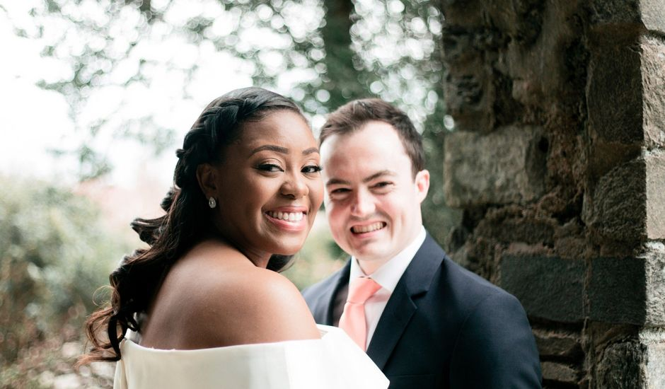 Kris and Bianca's Wedding in Rockville, Maryland