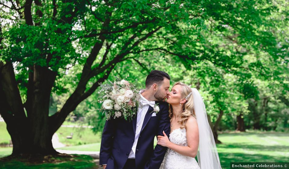 Vincent and Nicole's Wedding in Cherry Hill, New Jersey