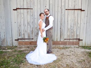 Callie and Aaron's Wedding in Rockford, Illinois 5