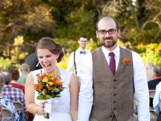 Callie and Aaron's Wedding in Rockford, Illinois 10