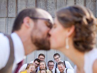 Callie and Aaron's Wedding in Rockford, Illinois 7