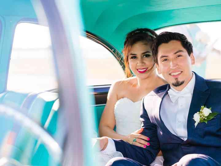 The wedding of Lauren and Francisco