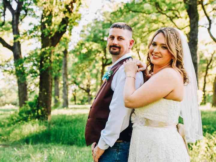 The wedding of Phillip and Katie