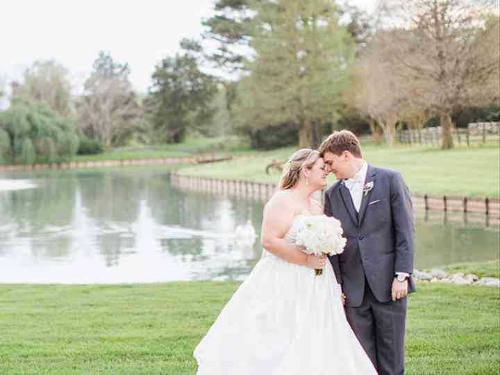 The wedding of Jonathan and Jennifer