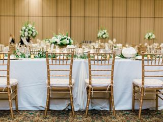 Jennifer and Grant's Wedding in French Lick, Kentucky 3
