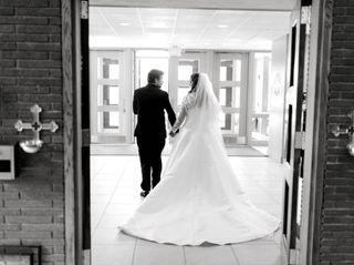 Harry and Elizabeth's Wedding in Newark, Delaware 3
