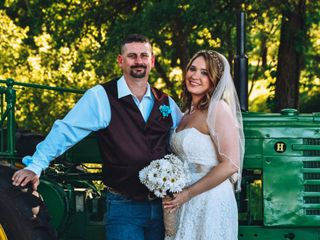 The wedding of Phillip and Katie 2