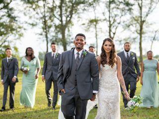 The wedding of James and Kayla 2