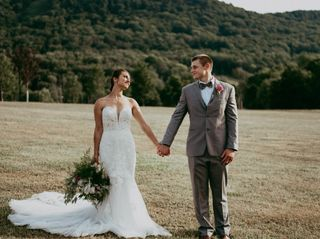 The wedding of Jared and Madison