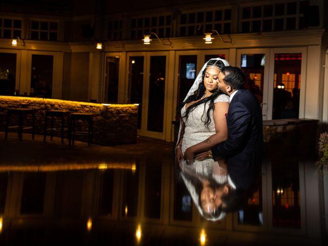 The wedding of Ravi and Elizabeth