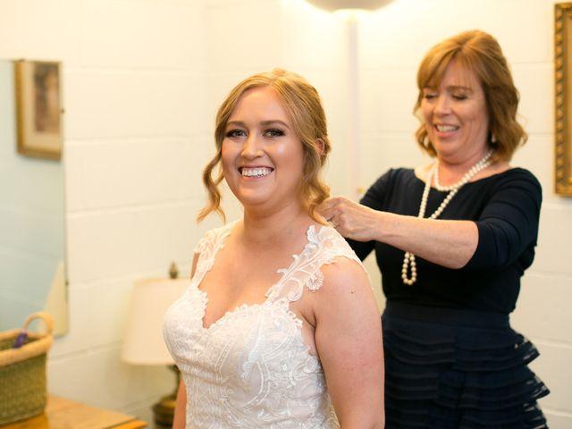 Matthew and Charlotte's Wedding in Pittsburgh, Pennsylvania 8