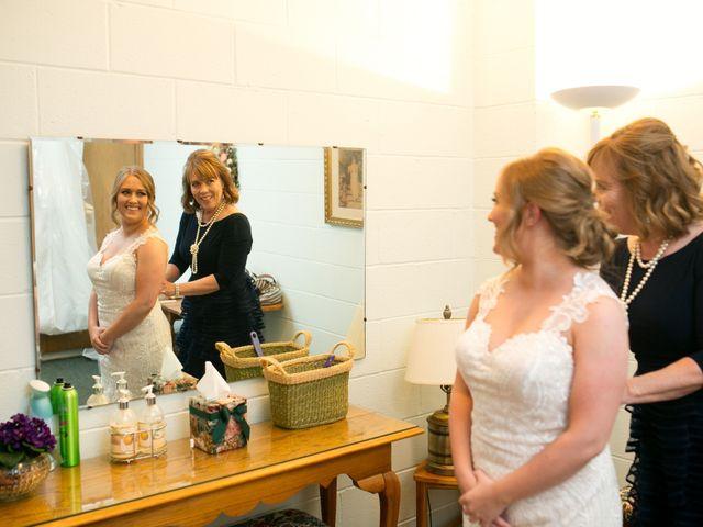 Matthew and Charlotte's Wedding in Pittsburgh, Pennsylvania 9