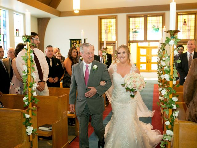 Matthew and Charlotte's Wedding in Pittsburgh, Pennsylvania 16