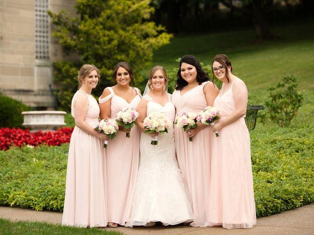 Matthew and Charlotte's Wedding in Pittsburgh, Pennsylvania 23