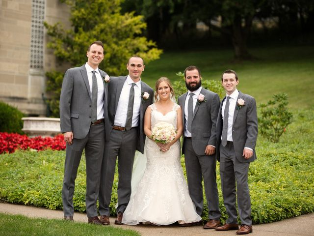 Matthew and Charlotte's Wedding in Pittsburgh, Pennsylvania 27