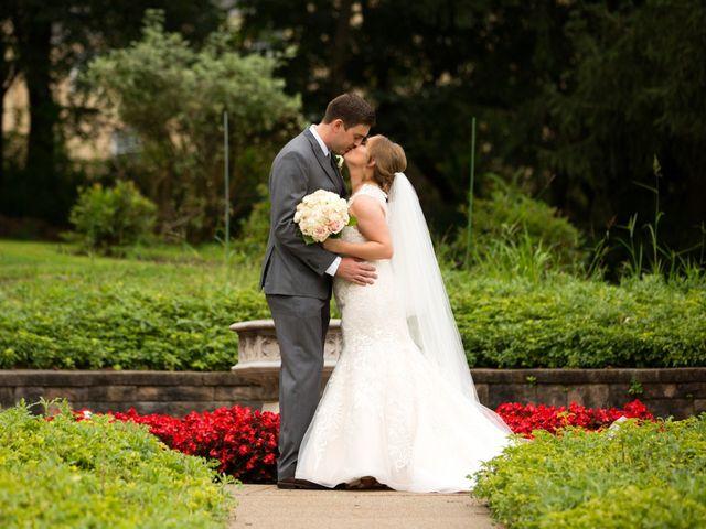 Matthew and Charlotte's Wedding in Pittsburgh, Pennsylvania 28