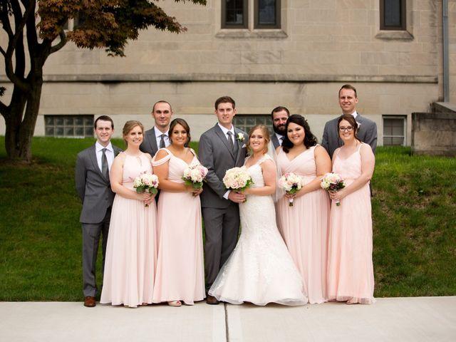 Matthew and Charlotte's Wedding in Pittsburgh, Pennsylvania 37
