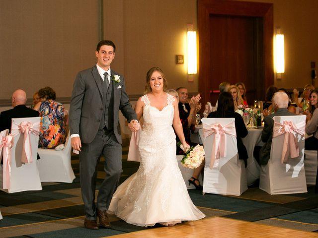 Matthew and Charlotte's Wedding in Pittsburgh, Pennsylvania 47